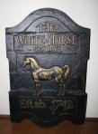 White horse 1
