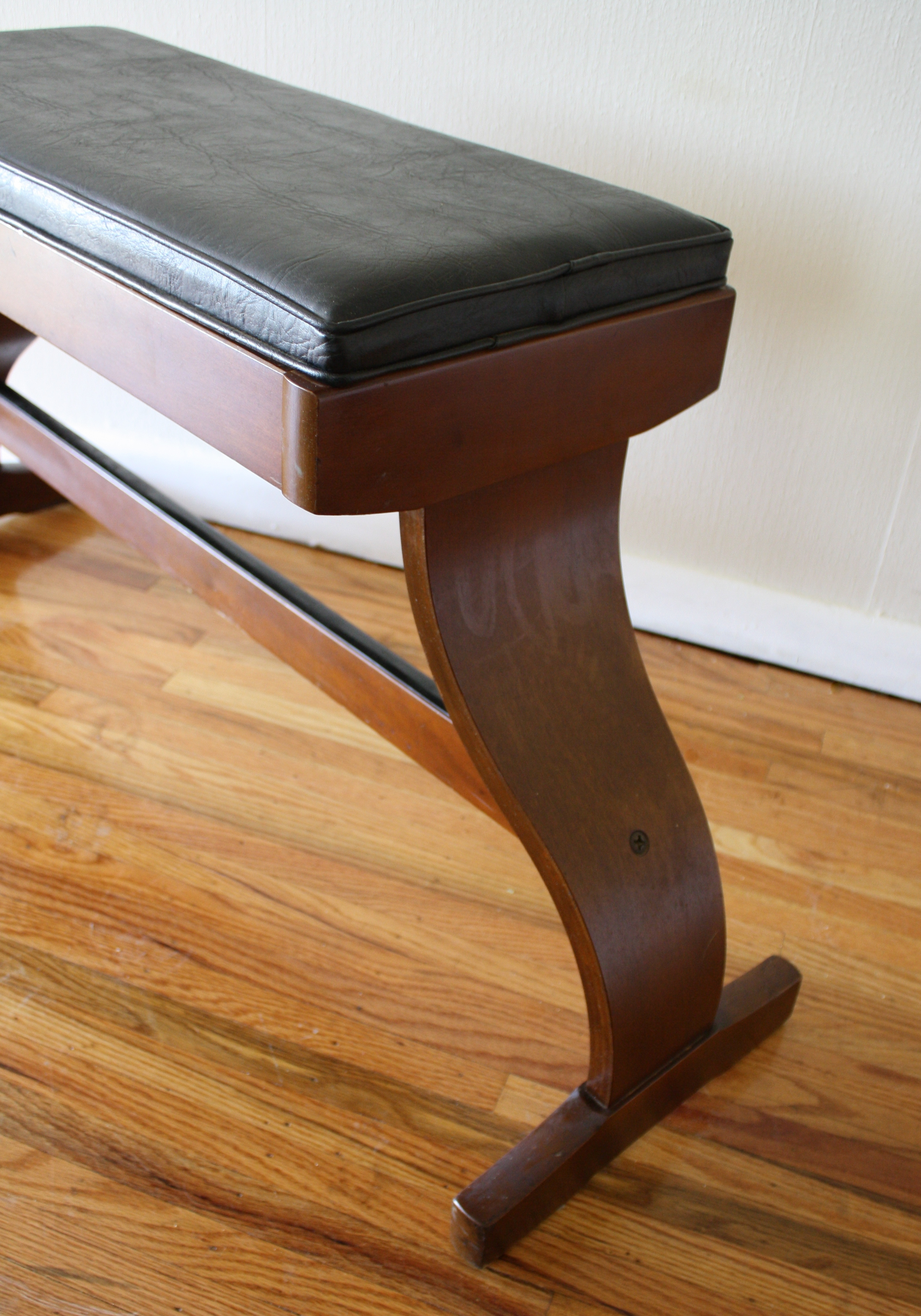 Antique piano chair - Antique Piano Chair