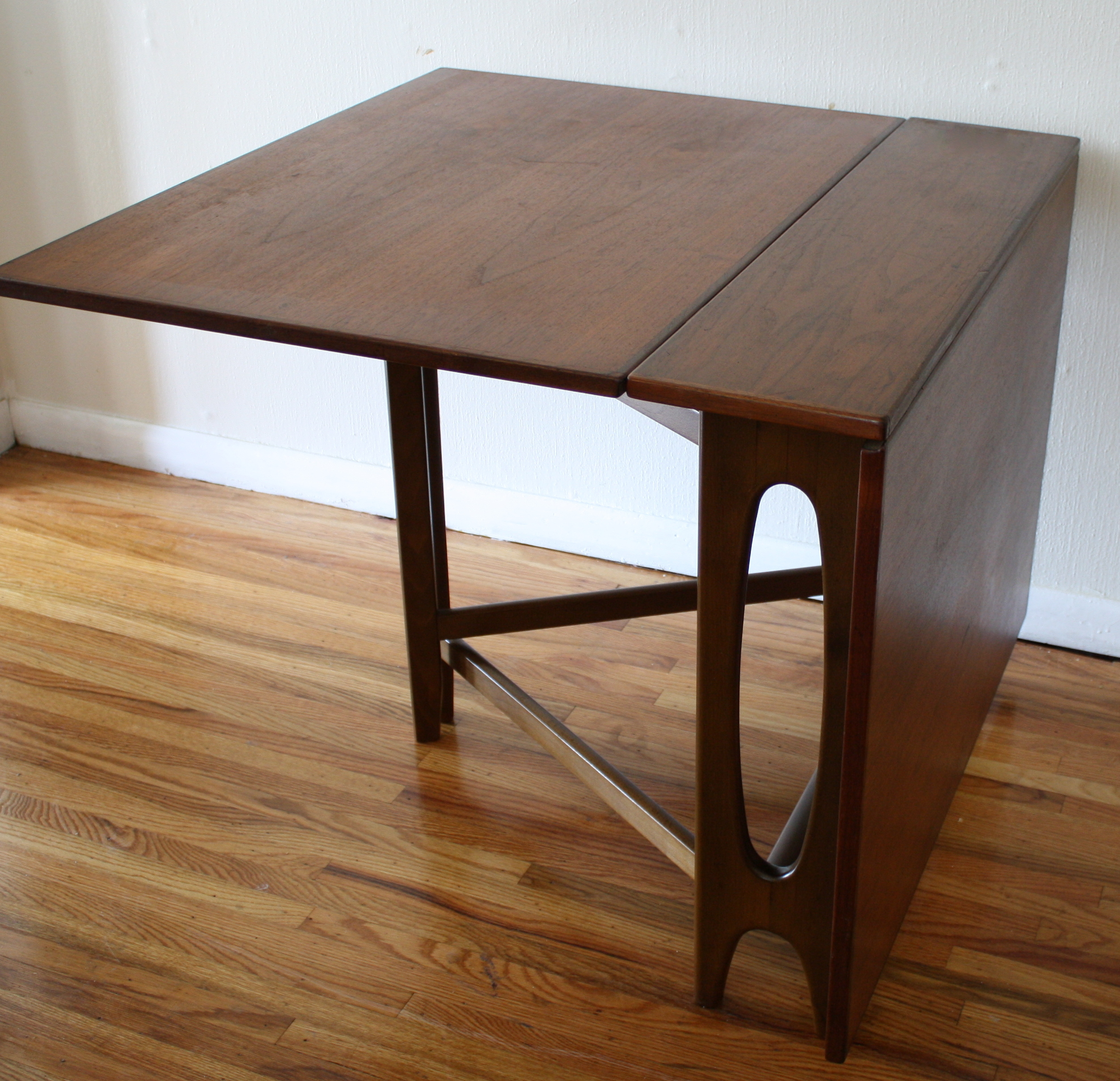 Danish folding dining table 3
