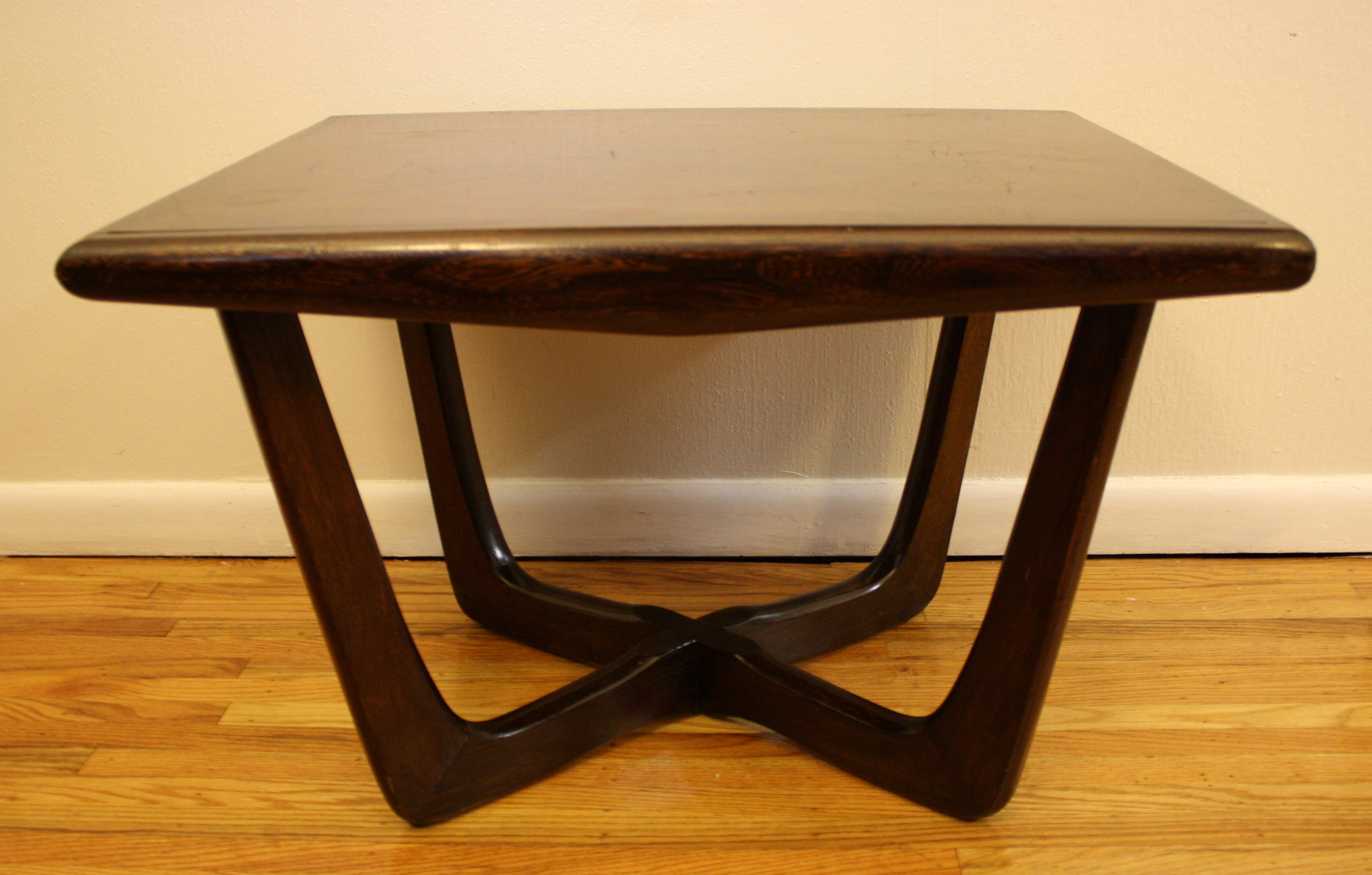 Mid Century Modern Side End Table