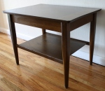 Mcm Two tier Side Table 2