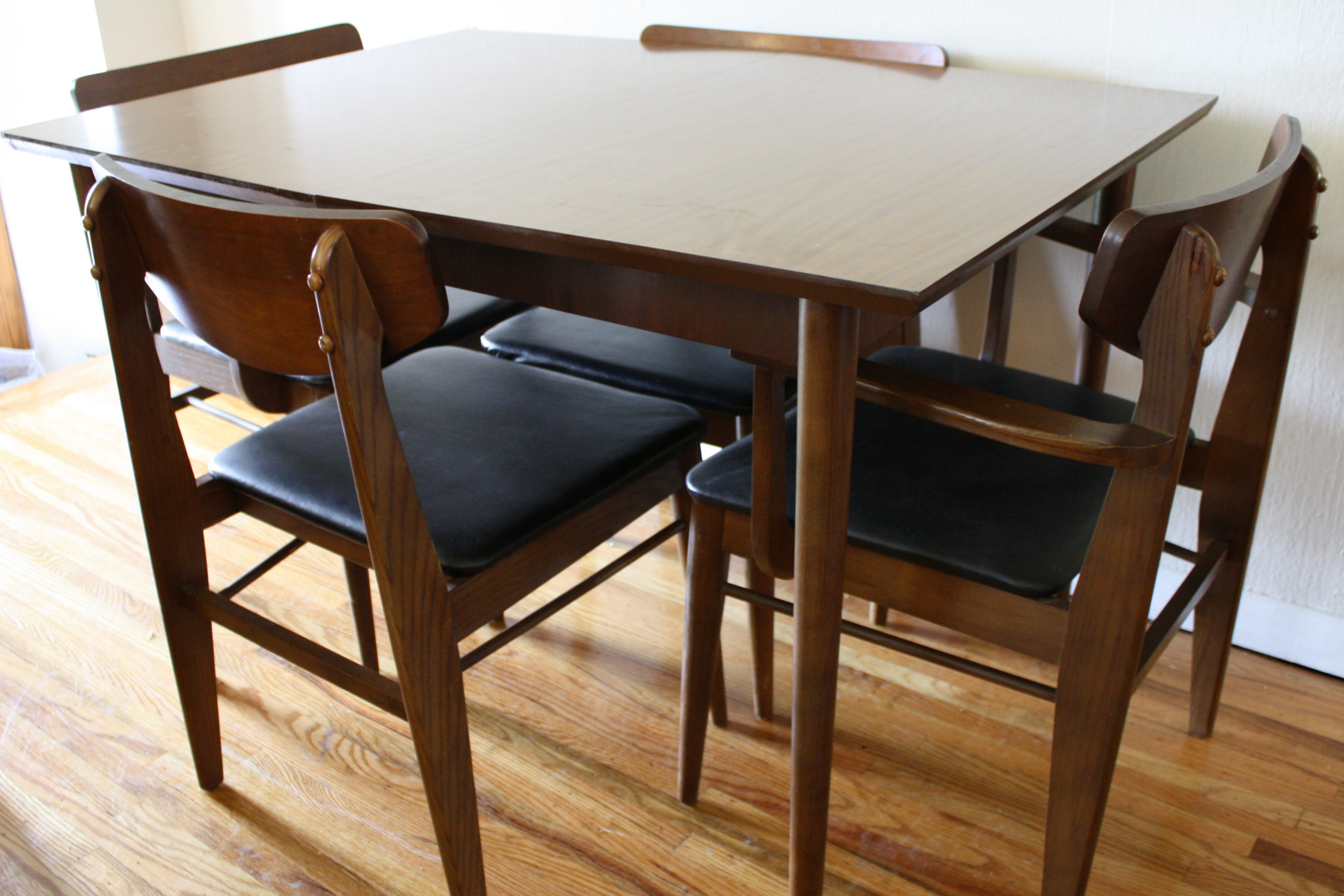 Dining Table Set 2 Picked Vintage