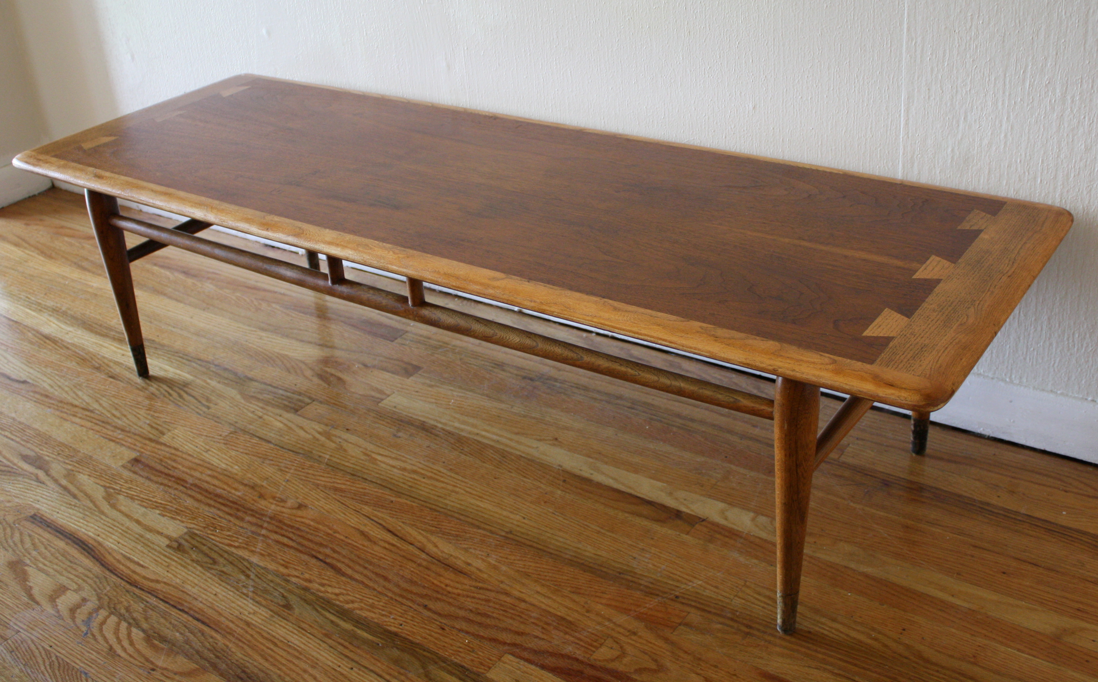 Mid Century Modern Lane Acclaim Coffee Table Picked Vintage
