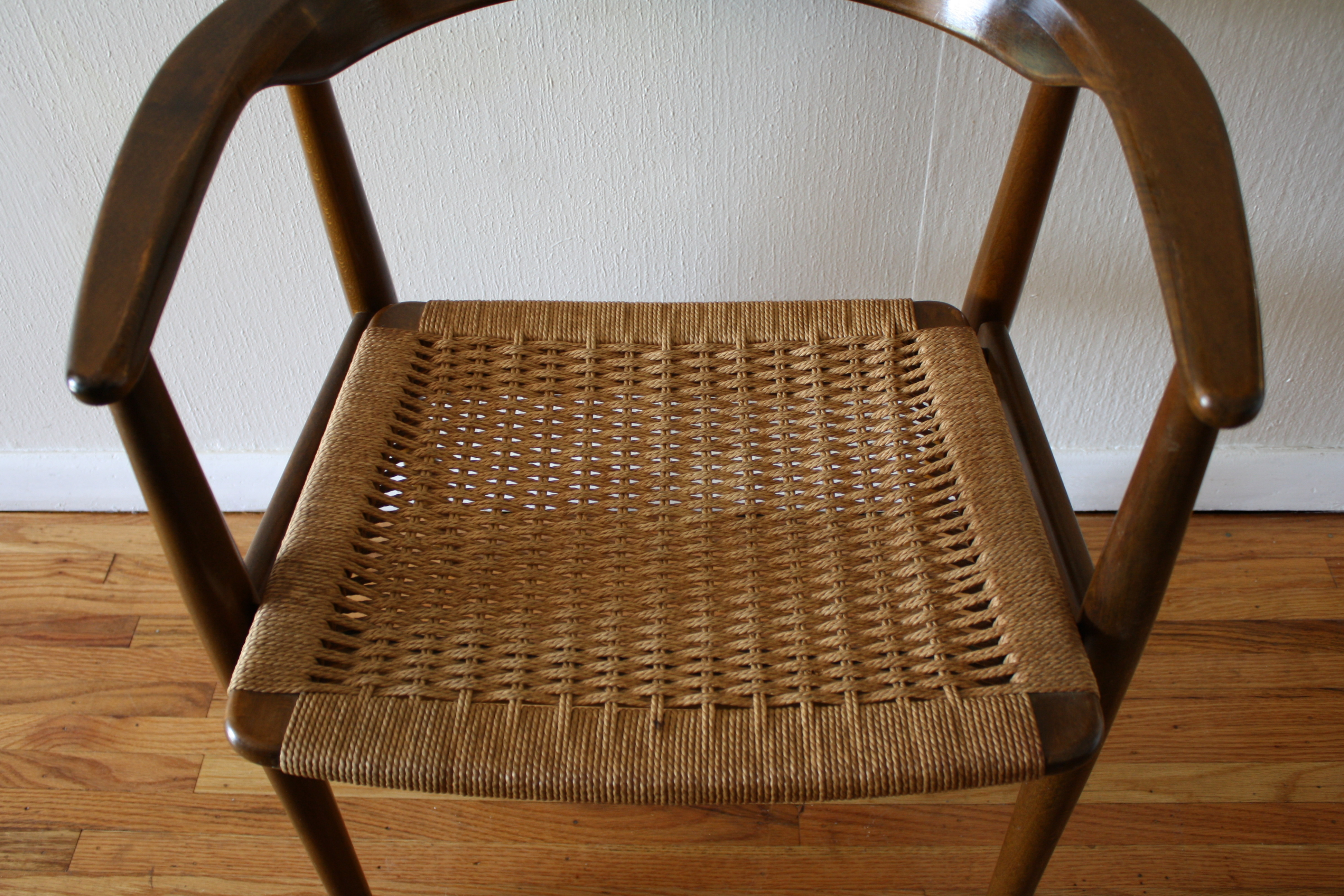 Attrayant Woven Chair 3