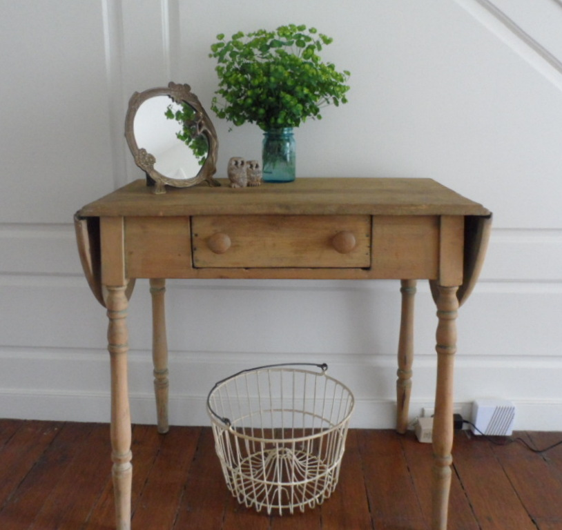 Console Table Picked Vintage
