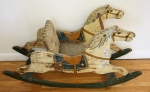 Antique rocking horse 1