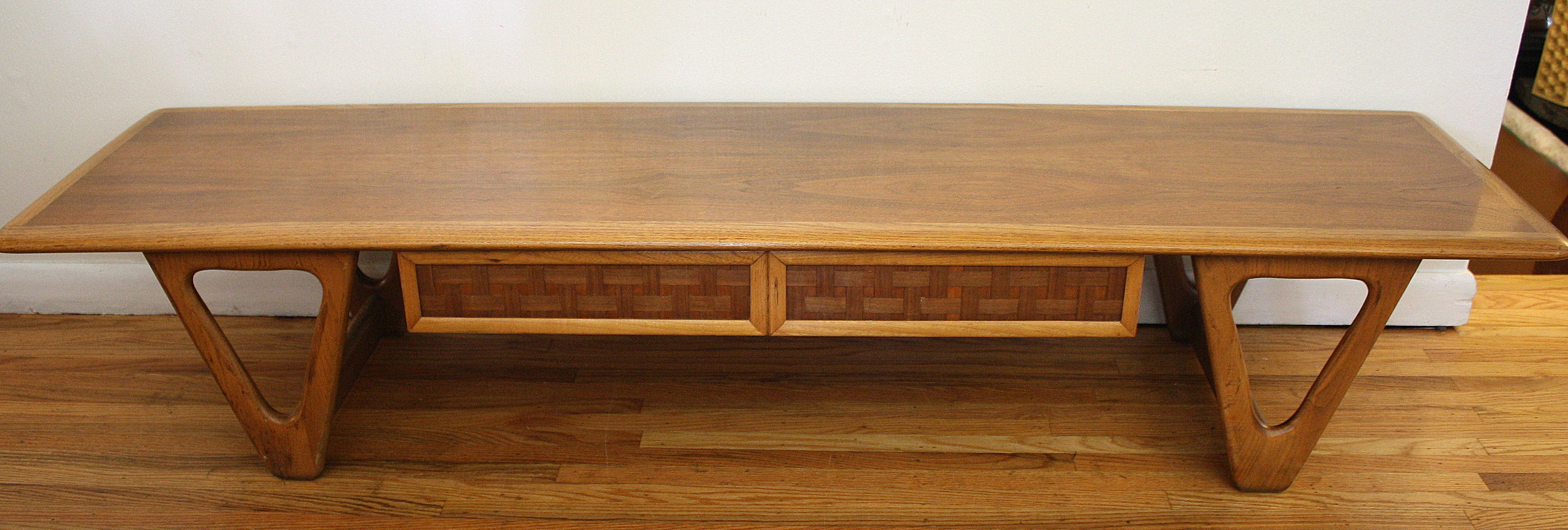 Mid Century Modern Coffee Table And Side Tables Lane Perception Series Picked