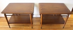 lane dovetail side tables 1