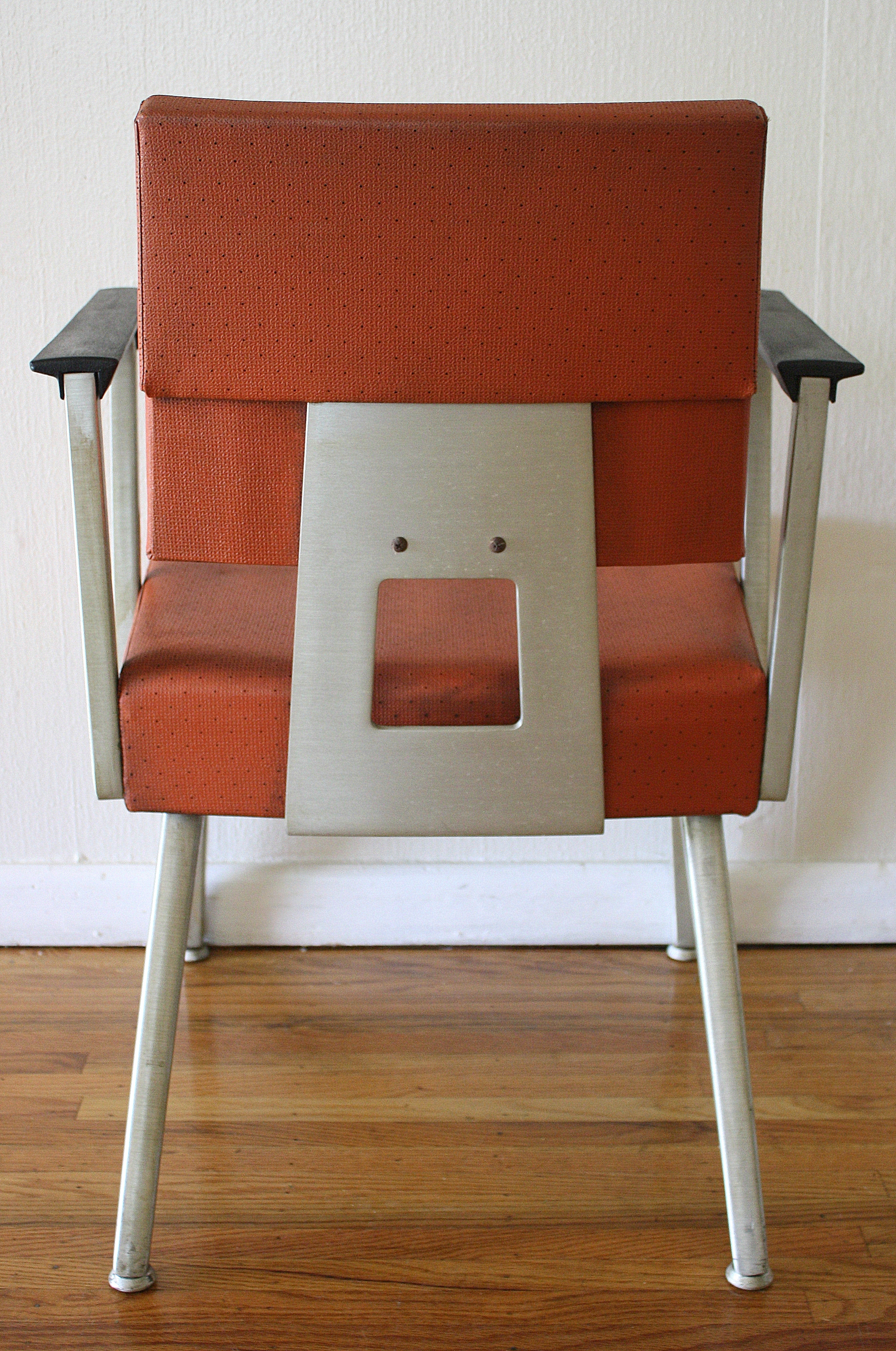 Vintage Industrial Goodform Chair Picked Vintage