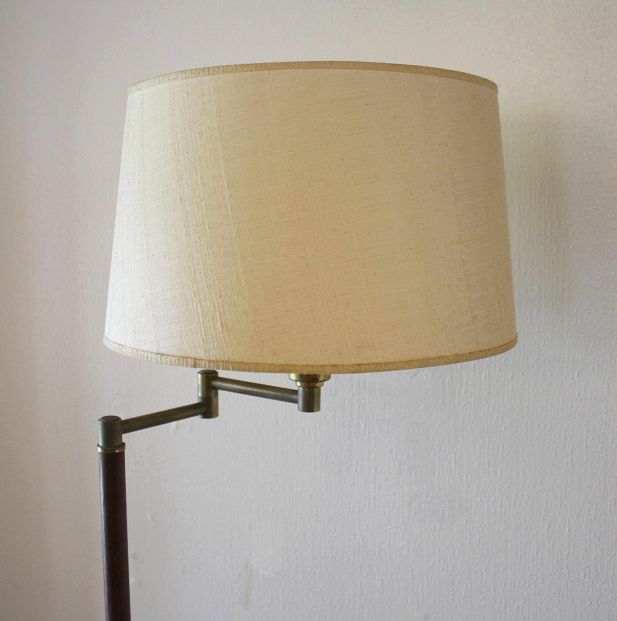 Mid Century Modern Swing Arm Floor Lamps