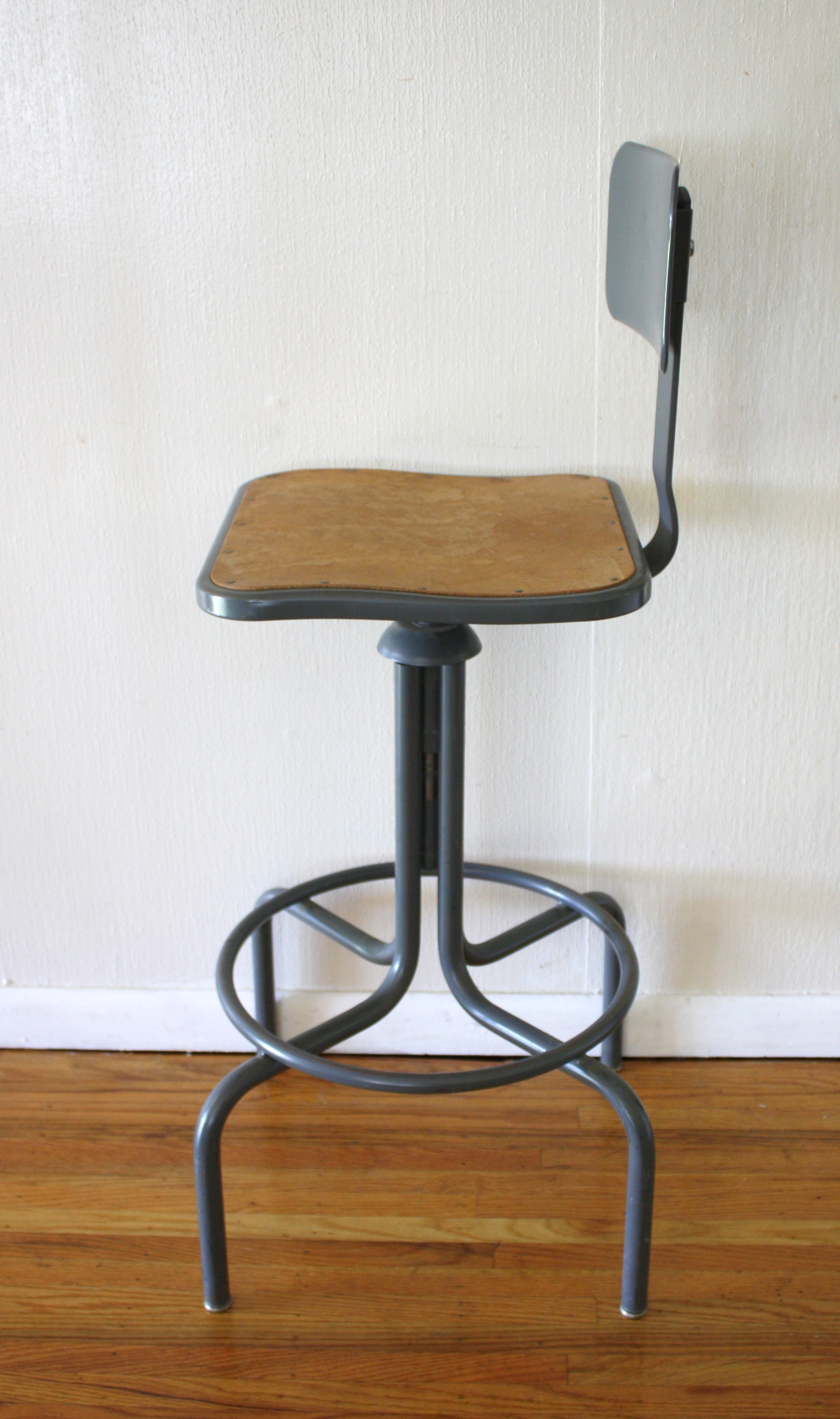 Vintage Drafting Chairs -