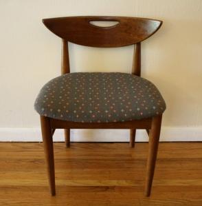 mcm danish chair 1