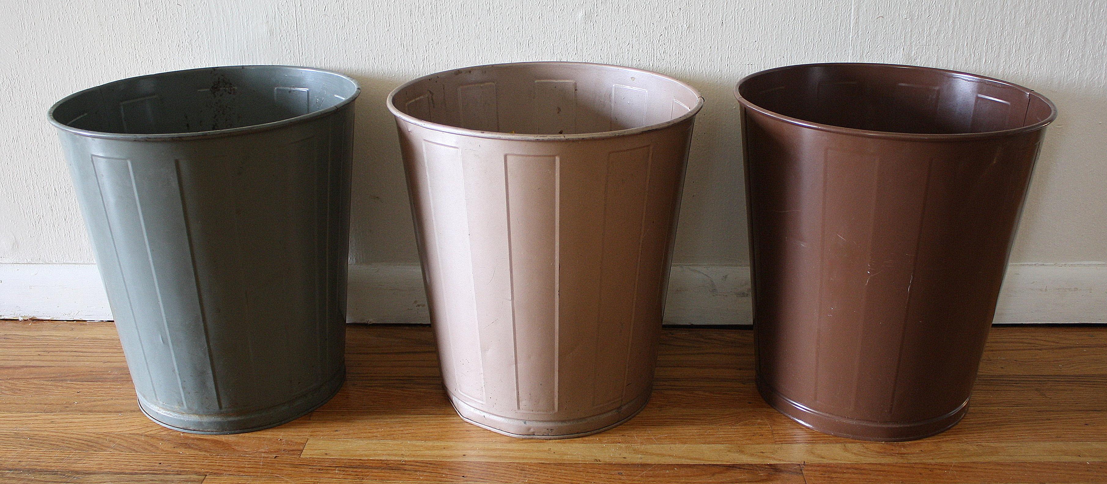 Kitchen Carts With Trash Bin Modern Home Design