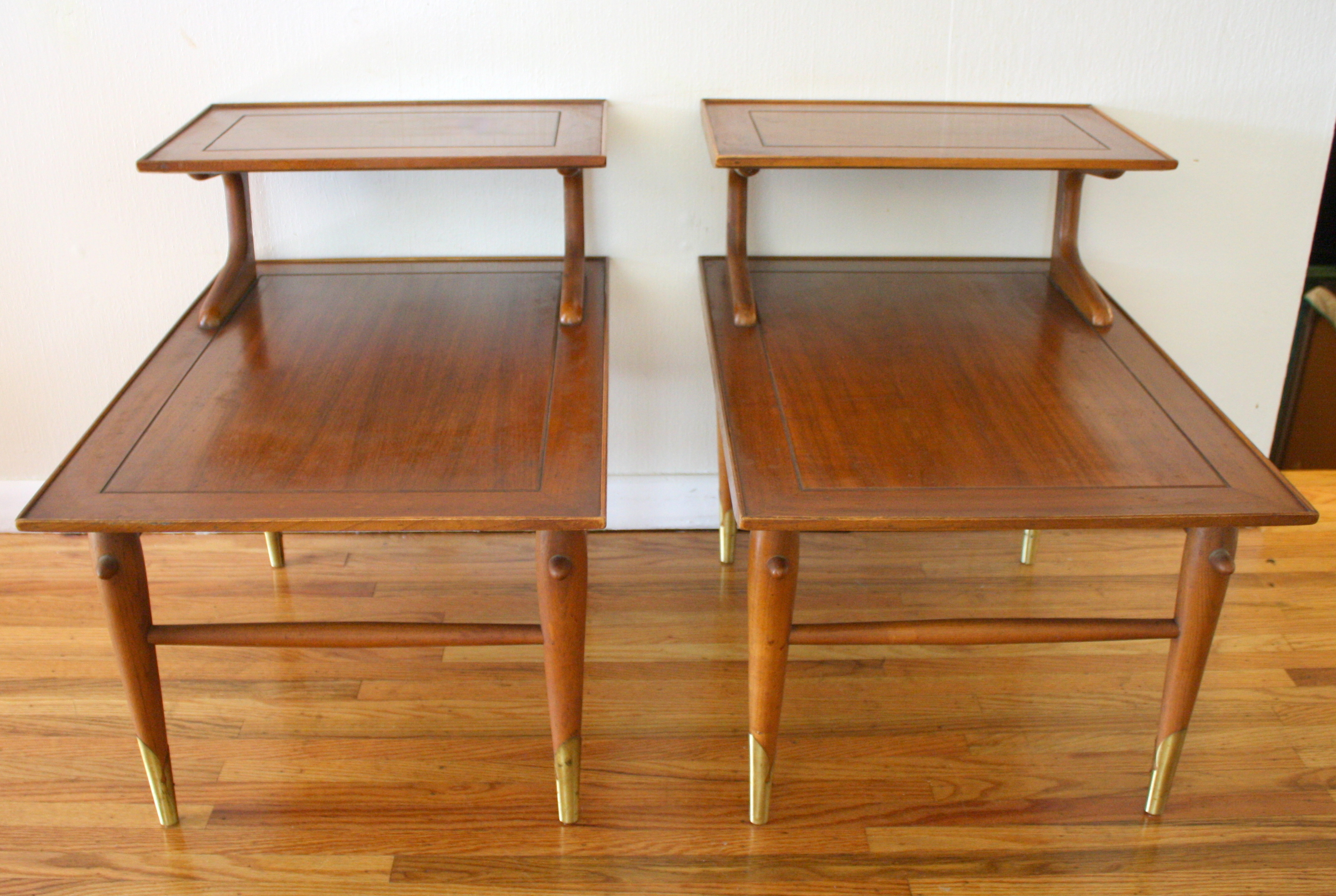 Mid Century Modern Lane Copenhagen Tables Picked Vintage