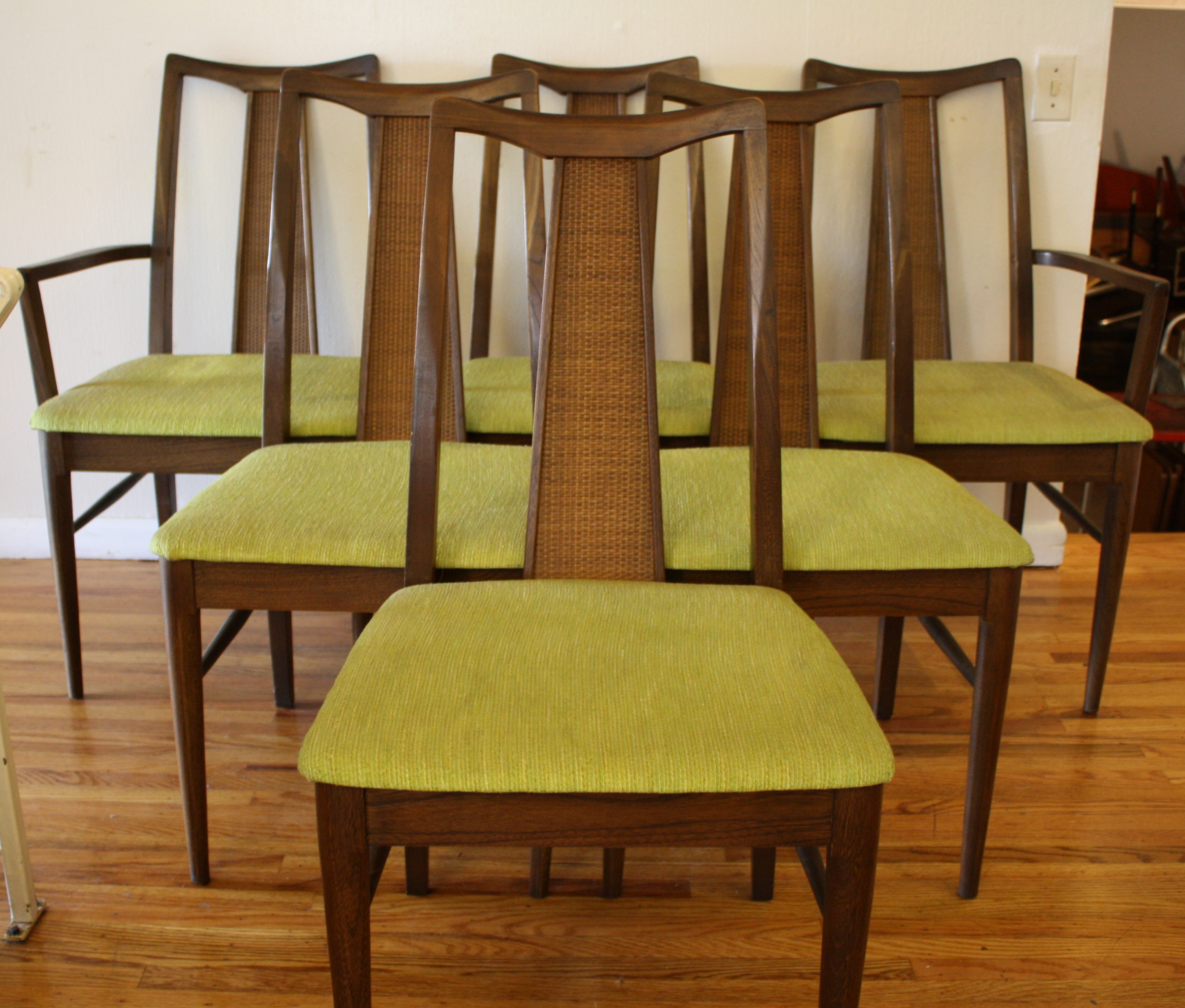 Mid Century Modern Dining Set Picked Vintage