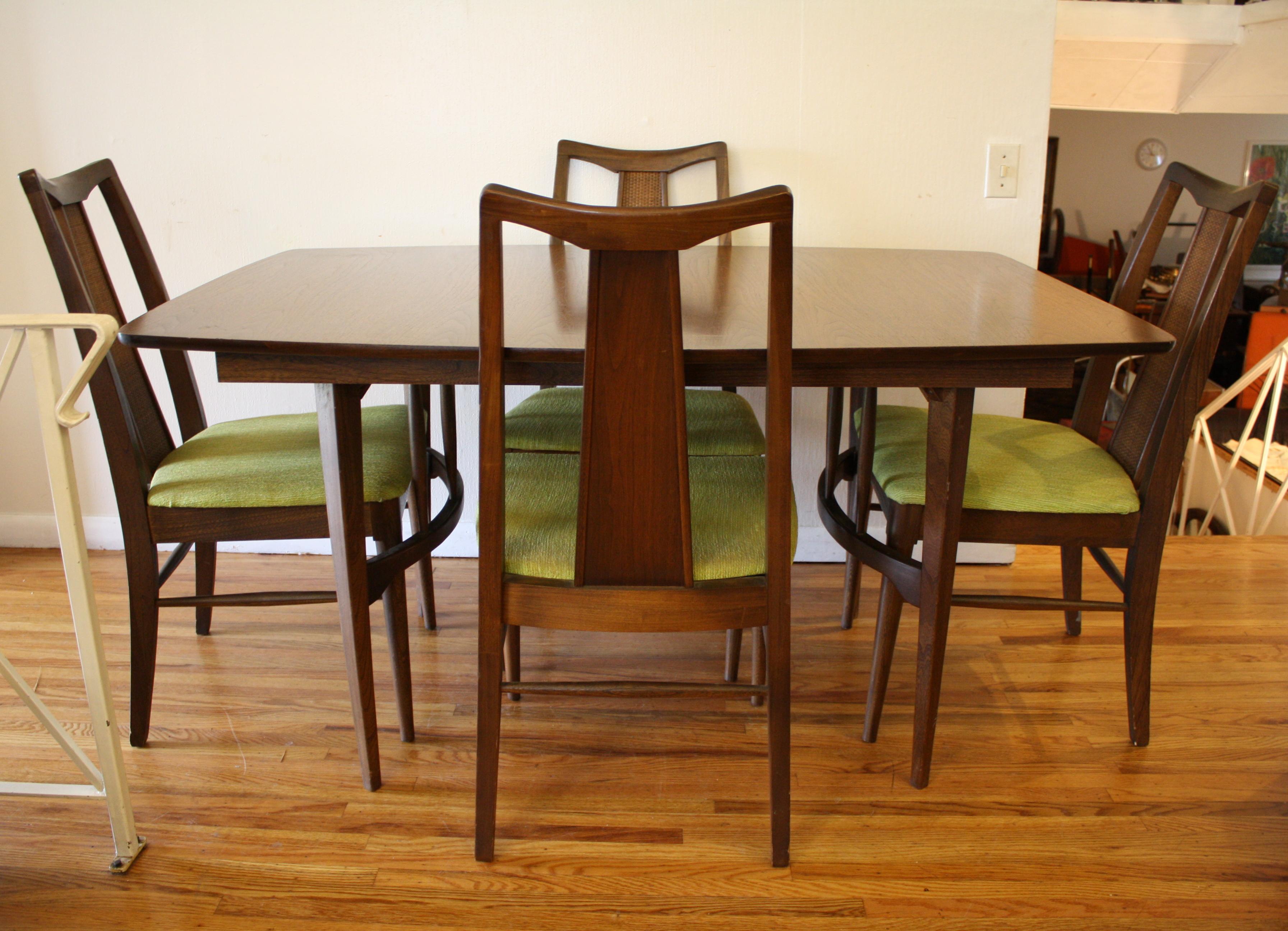 Mcm Dining Mid Century Modern Set Picked Vintage
