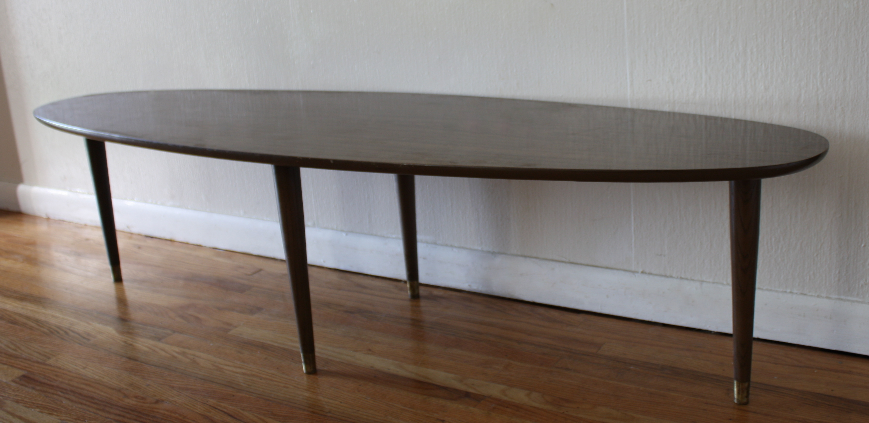 Mid Century Modern Surfboard Coffee Tables