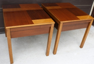 mcm parquet side tables 1