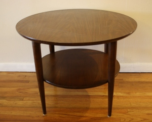 mcm round formica table 1