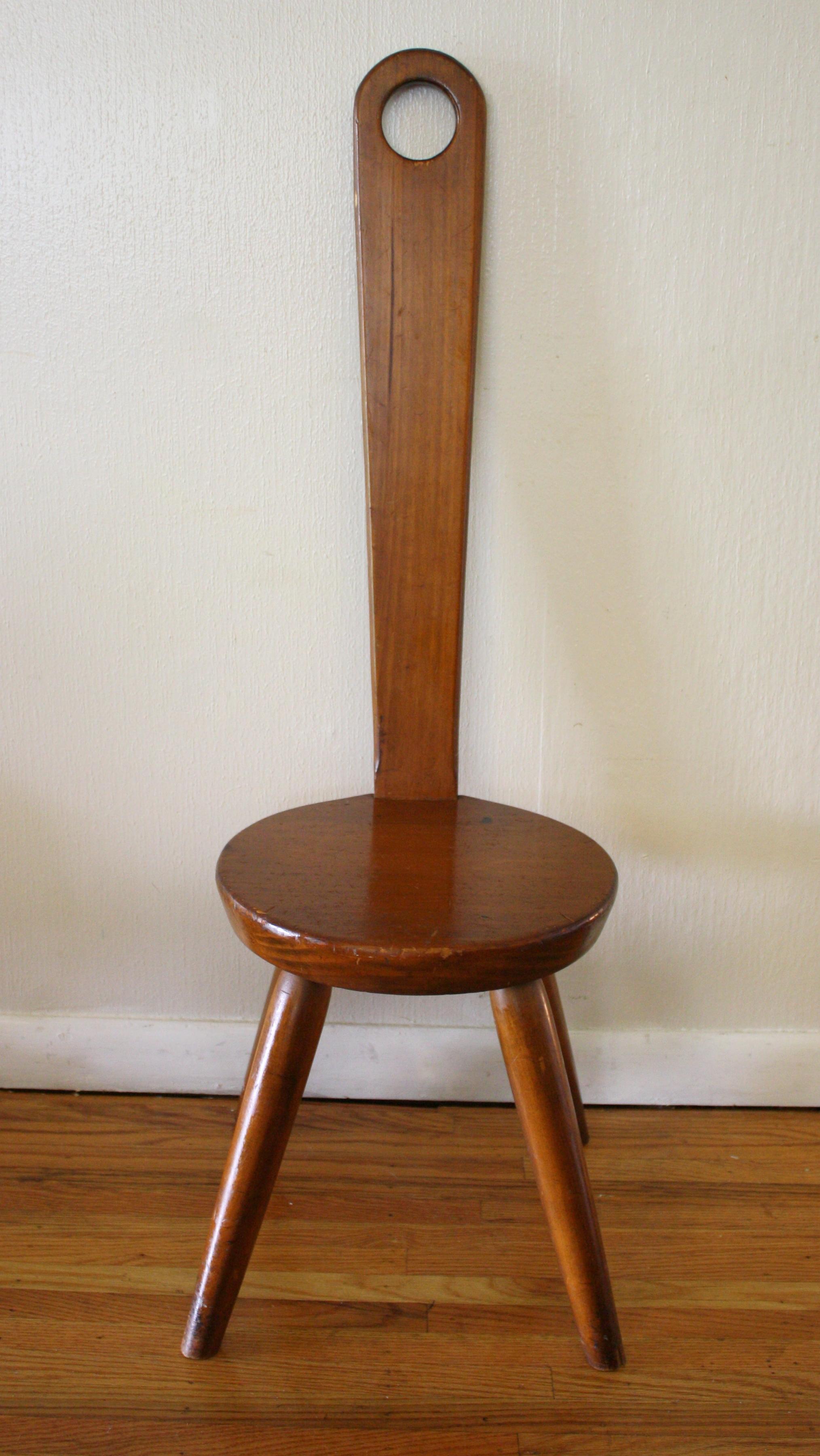 William Fetner Chair 1 Picked Vintage