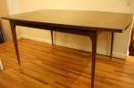 Broyhill Brasilia dining table 1