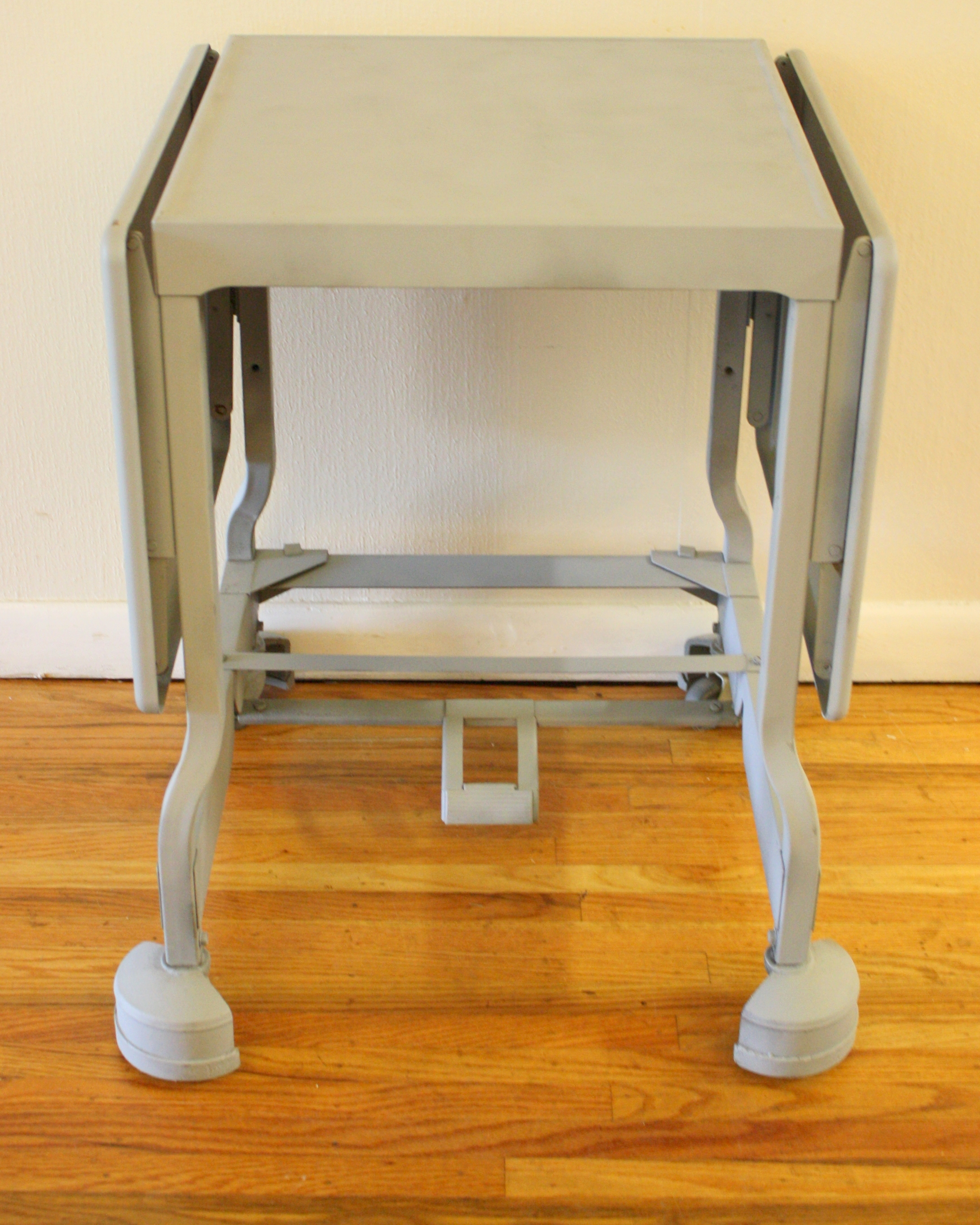 Wonderful Grey Typewriter Table 4