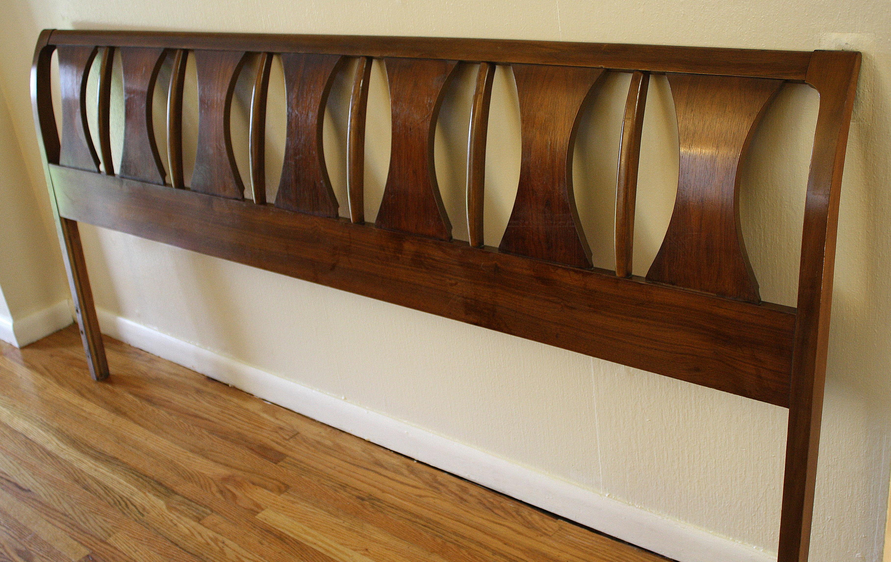 Modern bedroom sets - Kent Coffey Perspecta Headboard Picked Vintage