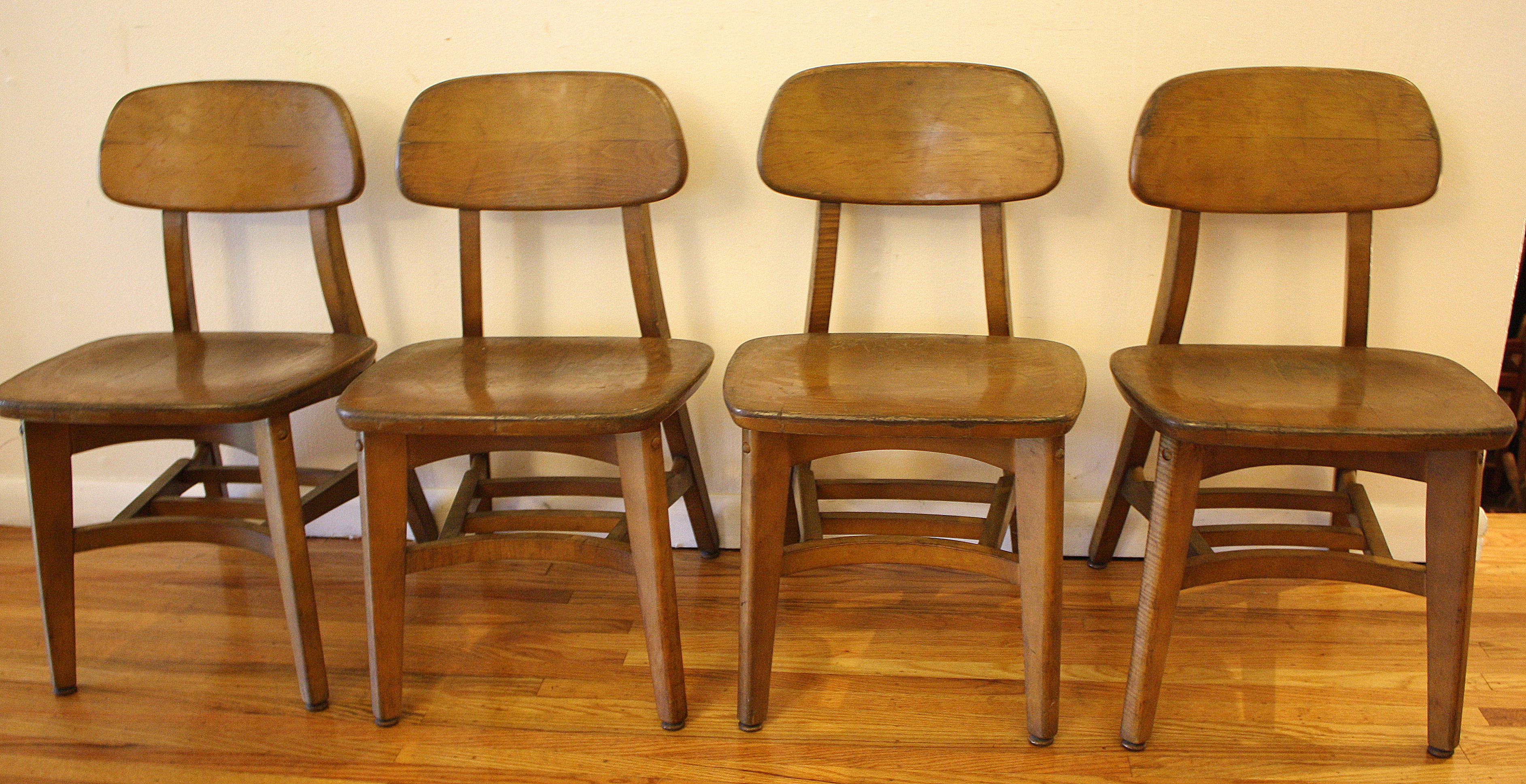 Mcm Library Chairs 2