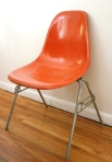orange herman miller chair 4