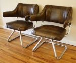 retro chrome chairs 1