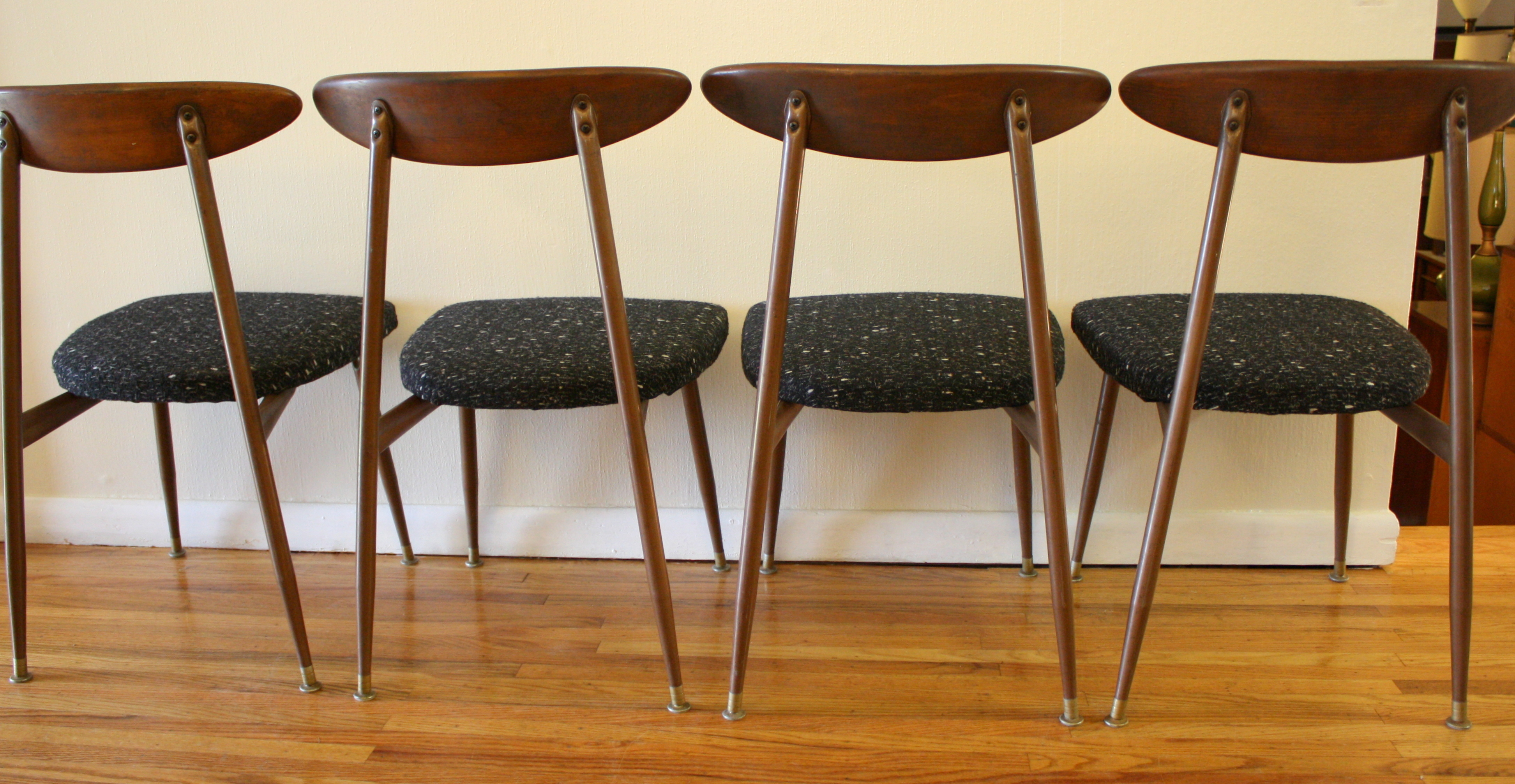 Mid Century Modern Viko Chairs Picked Vintage