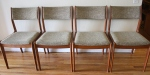 mcm danish dining chairs 2