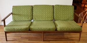 mcm green sofa 2