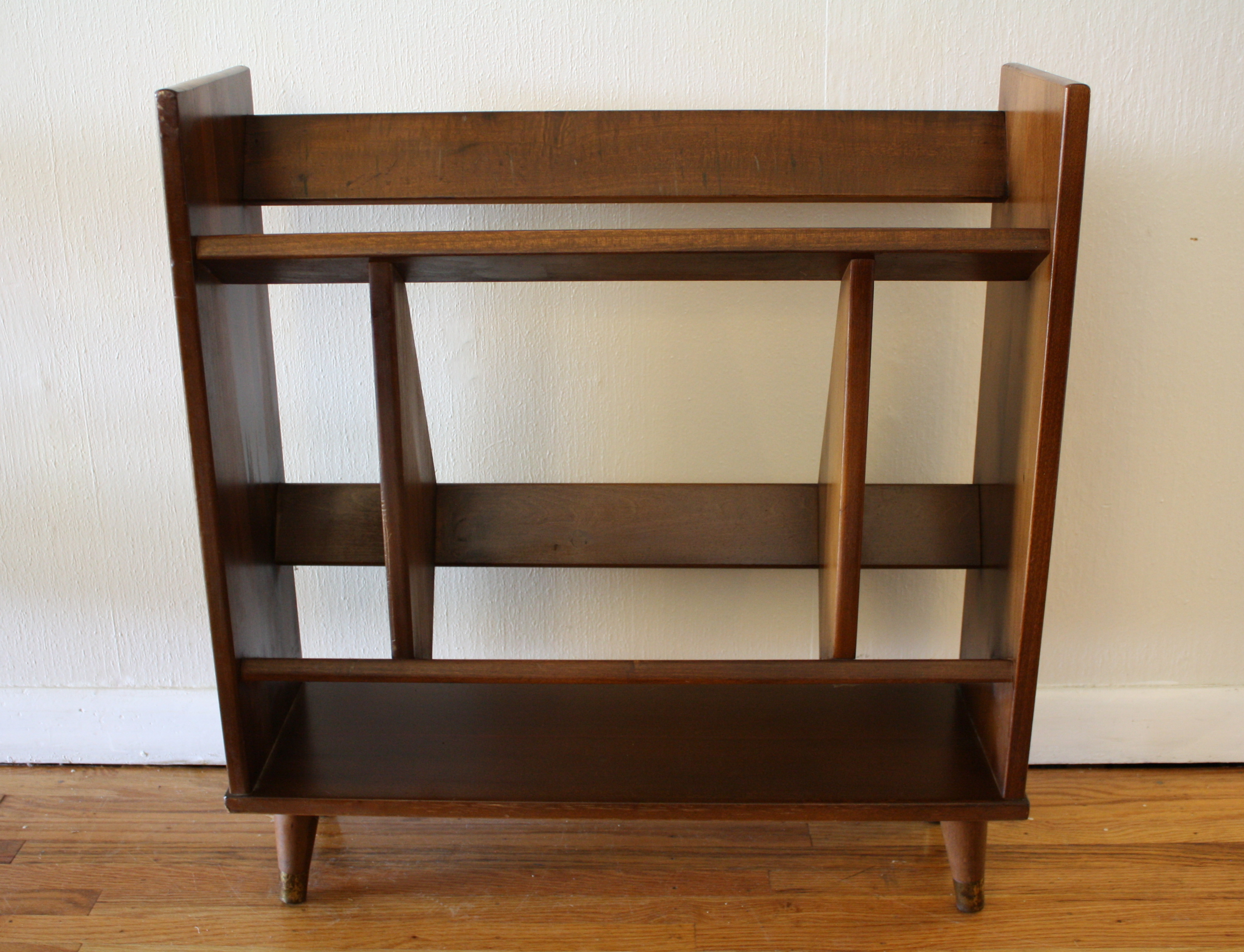 Bookcase Picked Vintage