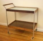 Hotray serving cart