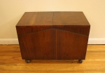 Lane rolling record cabinet - *SOLD*