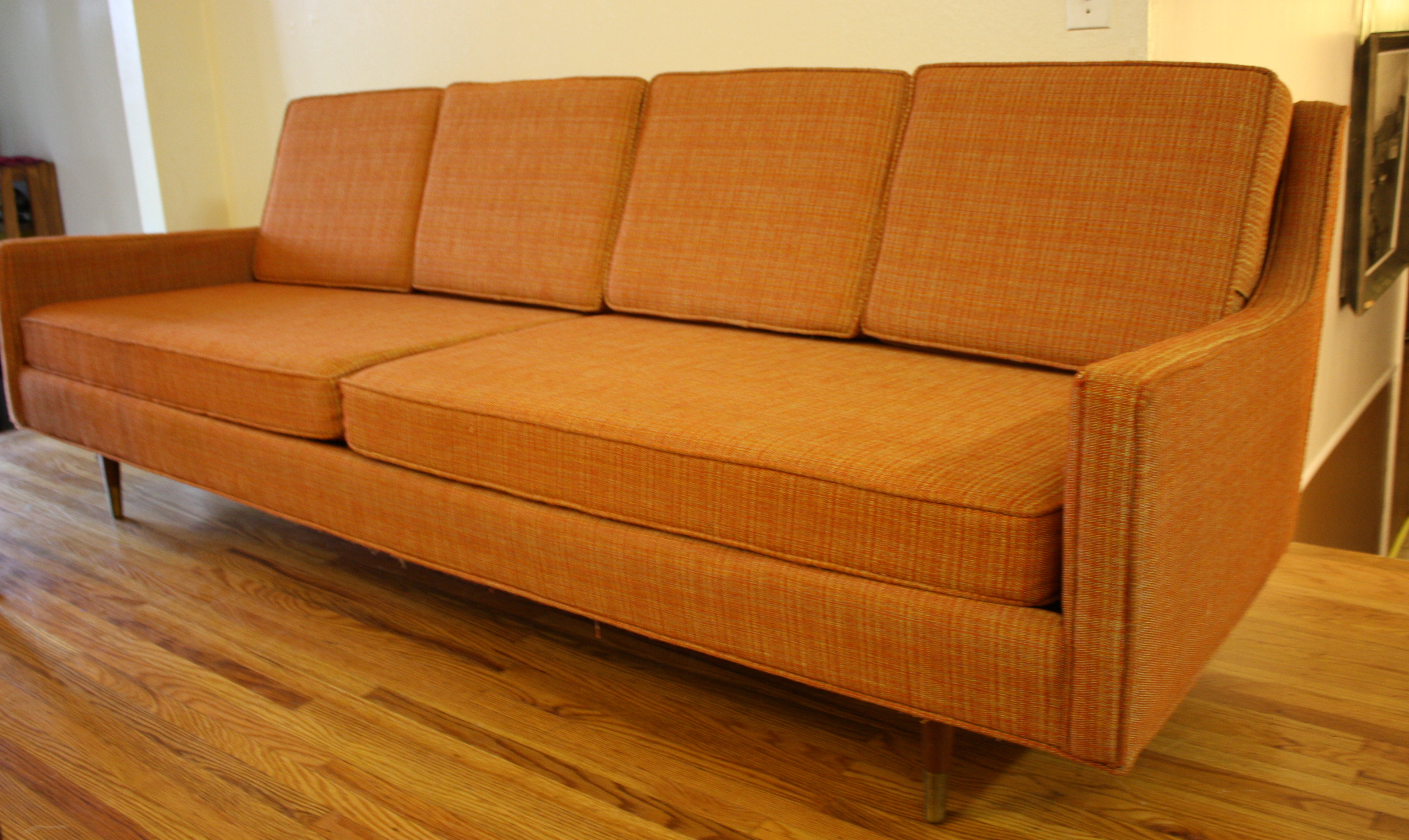 sofa picked vintage. Black Bedroom Furniture Sets. Home Design Ideas