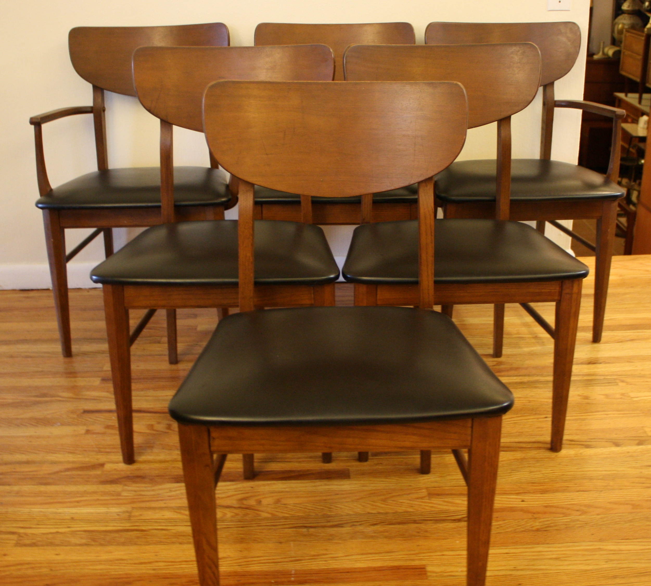 Scintillating Vintage Bassett Dining Room Furniture Contemporary