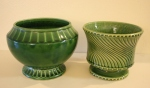 McCoy planters set of 2