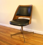 Vintage Brody swivel chair