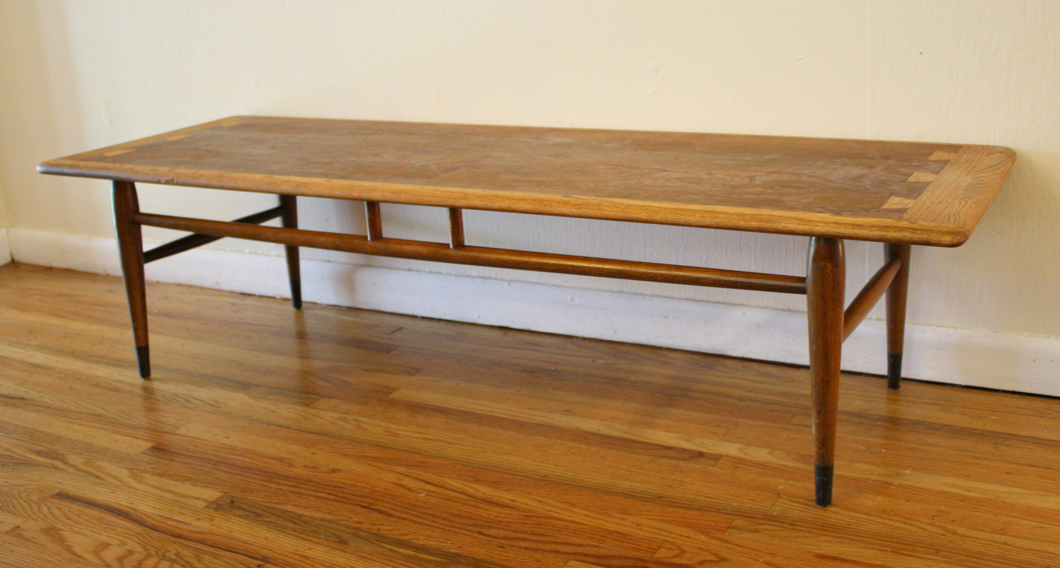 Lane Acclaim Dovetail Coffee Table Picked Vintage