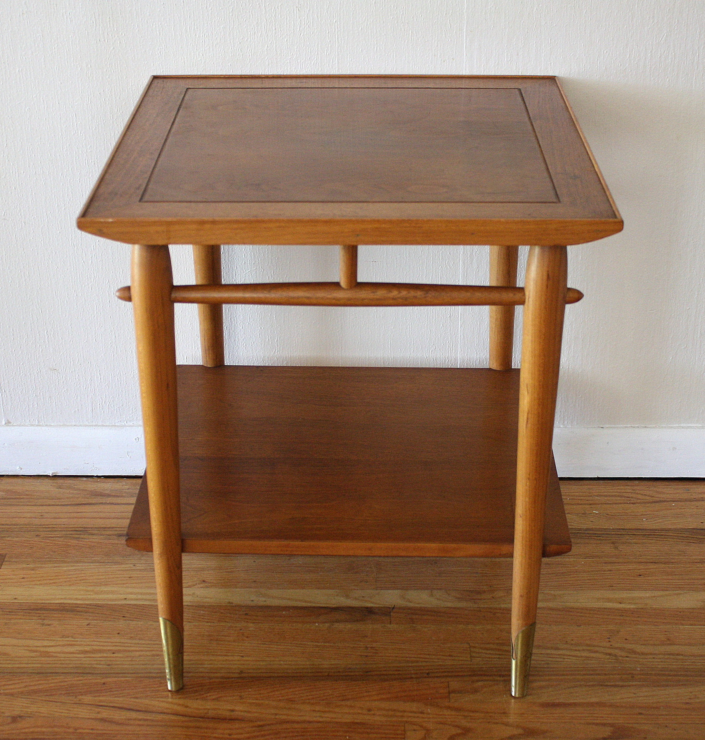 Mid Century Side End Tables By Lane Picked Vintage