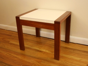 Mcm 1969 dated table - *SOLD*