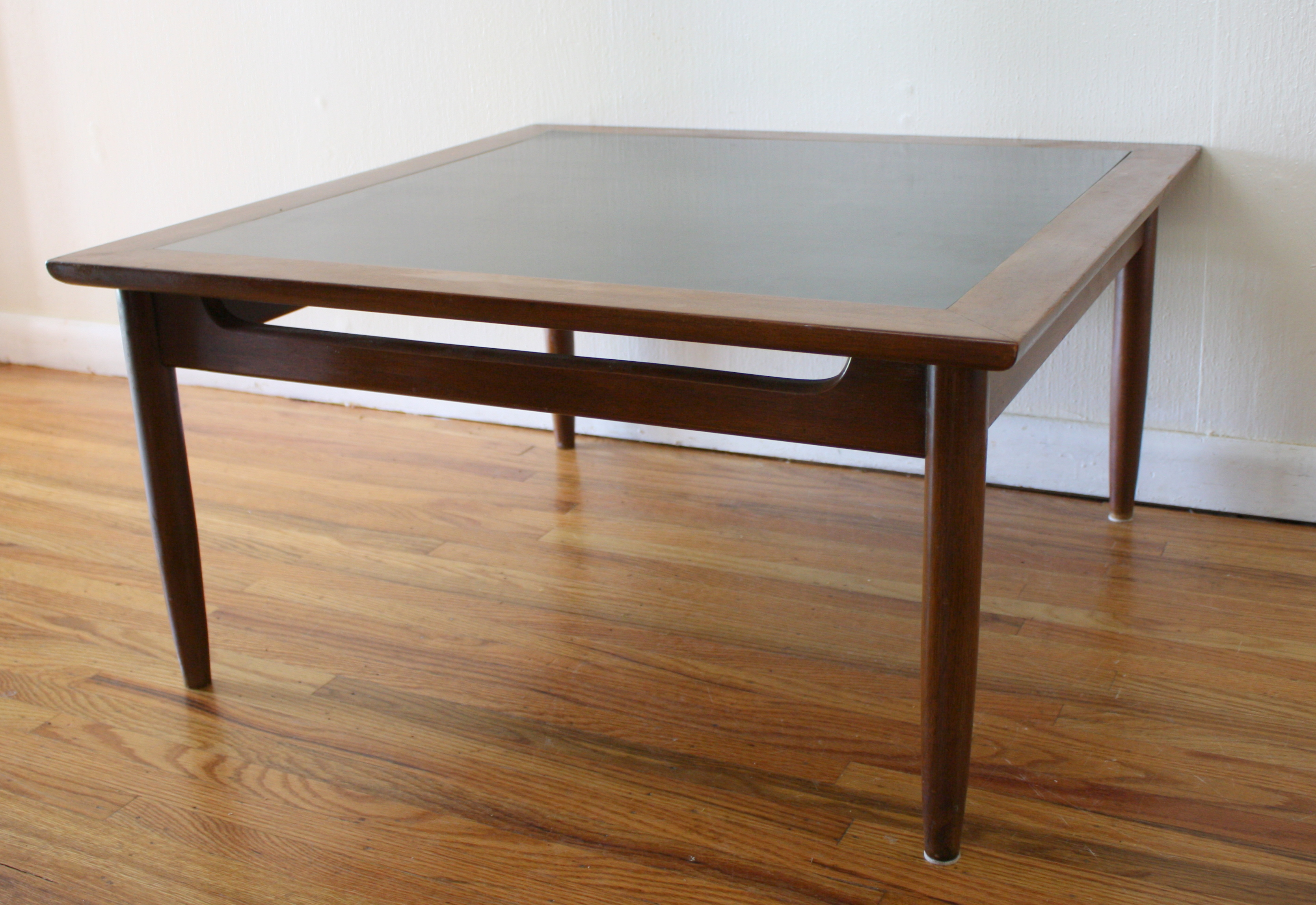 Mid Century Modern Square Coffee Tables Picked Vintage