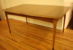 Lane dovetail dining table 1