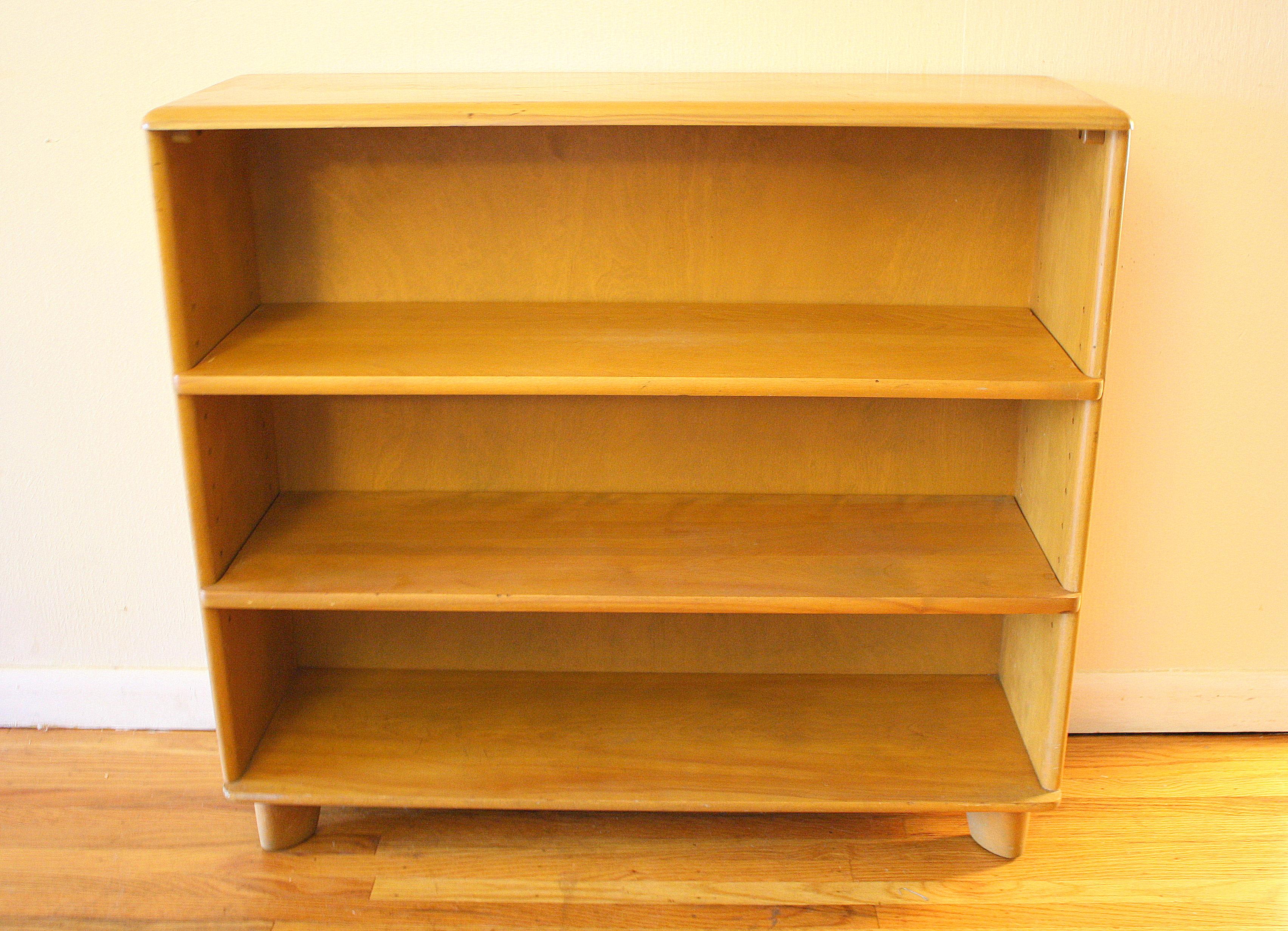 Mid Century Modern Bookcases Amp Bookshelf Picked Vintage