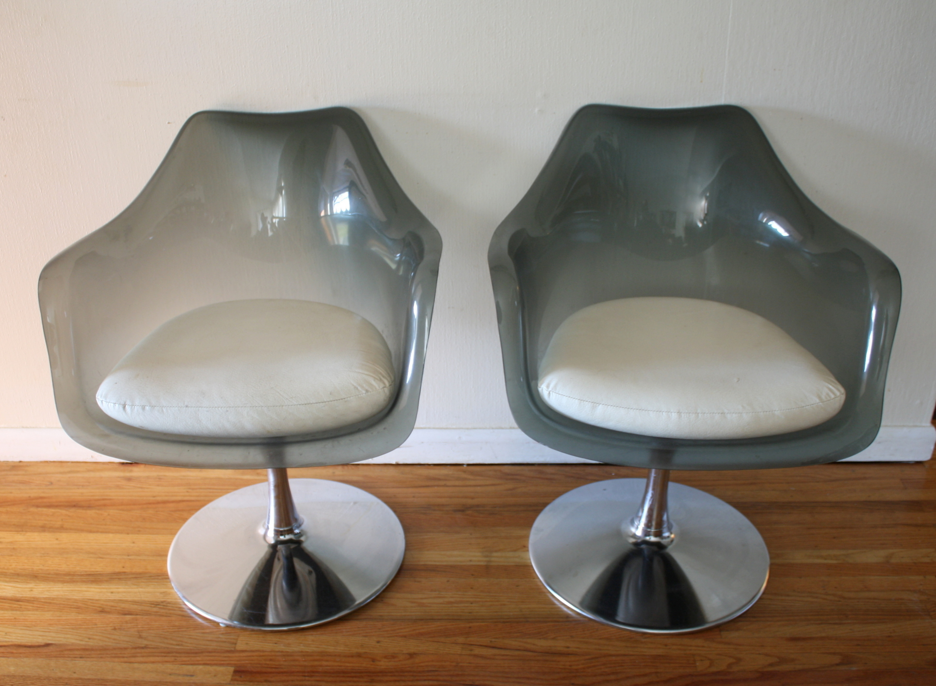 Mid Century Modern Shell Chairs