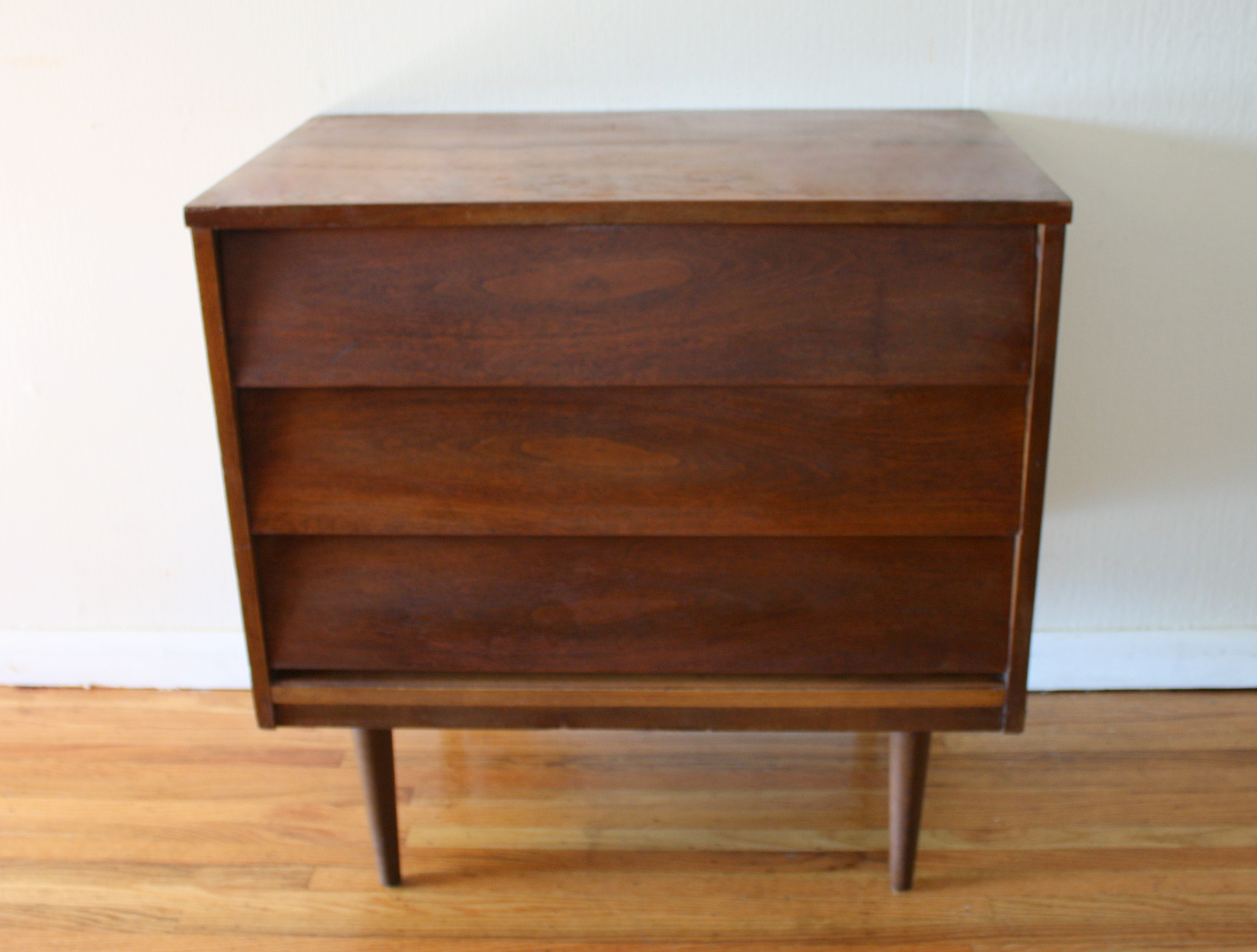 Mid Century Modern Mini Dresser By Dixie Picked Vintage