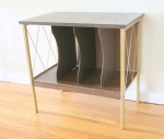 Vintage record cabinet - *SOLD*