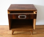 drexel rosewood side table 3